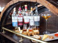 The Macallan Whisky Trolley & Cheese Pairing in Oblix at The Shard