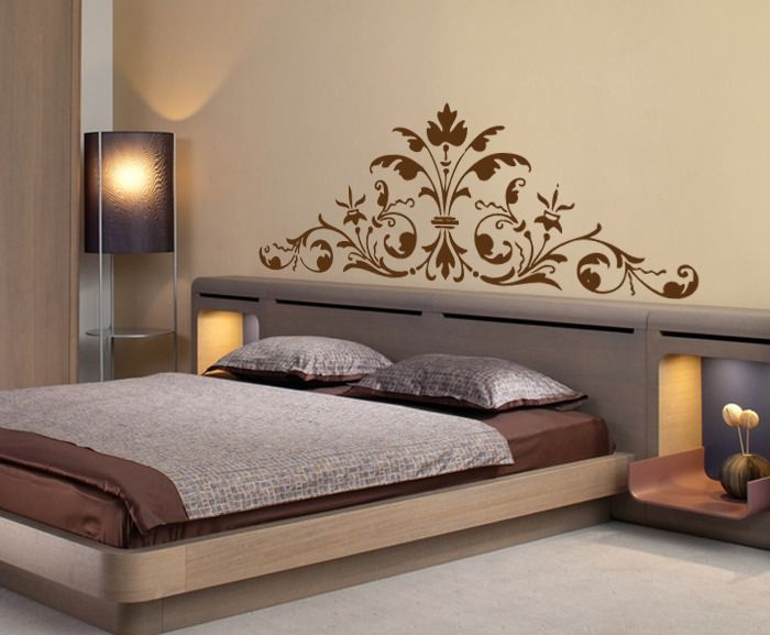 les 25 meilleures id es de la cat gorie tete de lit baroque sur pinterest applique tete de lit. Black Bedroom Furniture Sets. Home Design Ideas