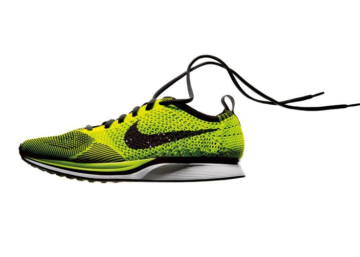 Nike Unveils Its Big New Paradigm: Shoes Knit Like Socks The new Flyknit  shoe was the product of four years of R&D, which yielded new machines for a  ...