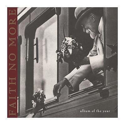 """L'album dei #FaithNoMore intitolato """"Album Of The Year"""" su vinile."""