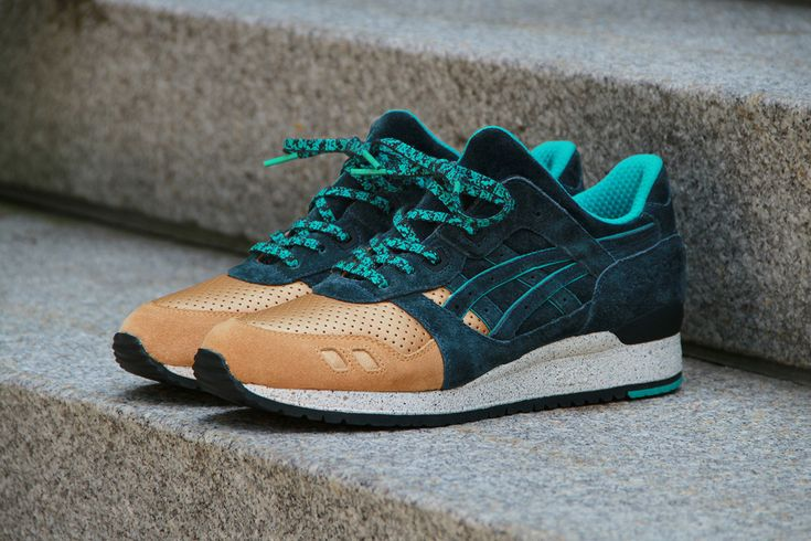 """Image of A Closer Look at the Concepts x ASICS Gel Lyte III """"Three Lies"""""""