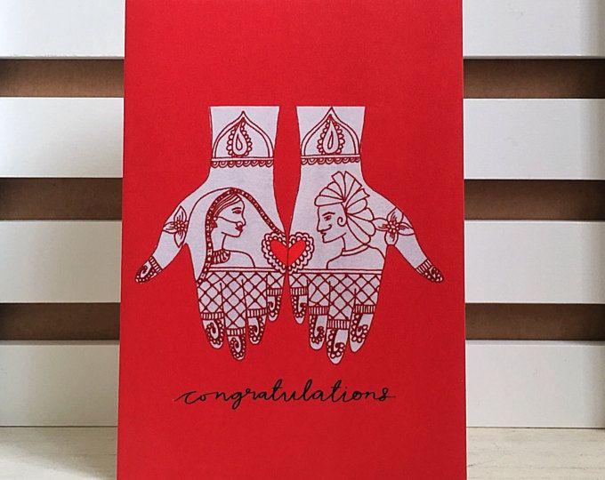 asian wedding card pakistani wedding indian wedding