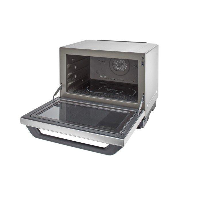 Panasonic NN-CF873SBPQ 32L 1000W Freestanding Combination Microwave Stainless Steel