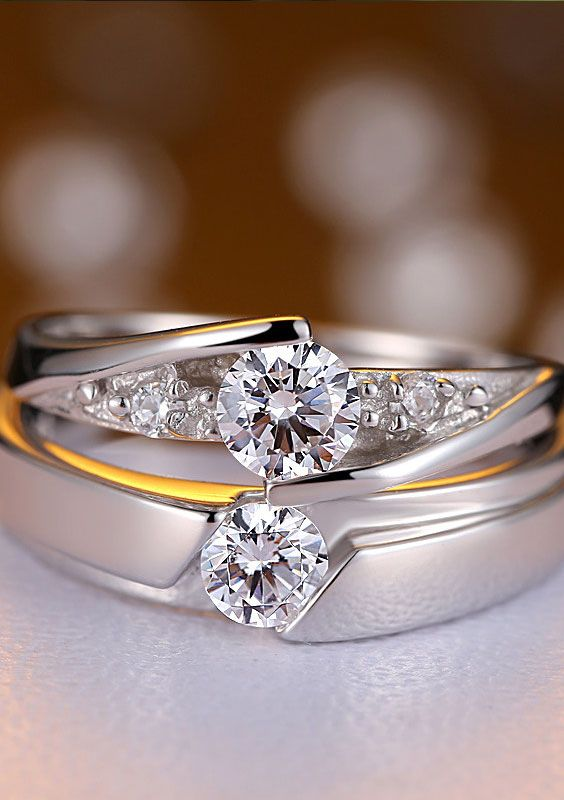 17 Best 1000 images about couple rings on Pinterest Cheap wedding