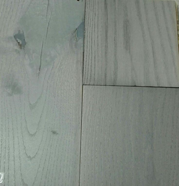 Roble gris ceniza aceitado