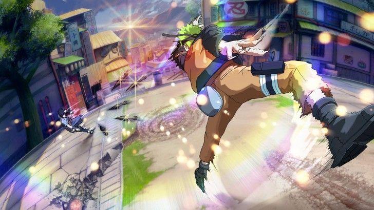 Download Naruto Shippuden Ultimate Ninja Storm 4 Naruto Sasuke Game Art 1920x1080