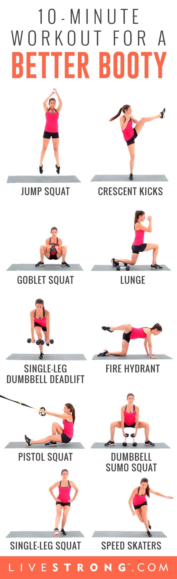 72 Best Healthy Living Images On Pinterest Exercises Cooking Circuit Crossfit Paleo Dietcaveman Style 10 Minute Workout For A Better Booty
