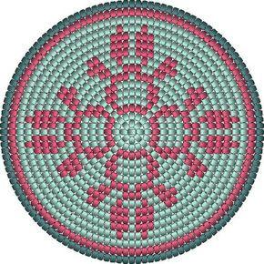 Wayuu Mochila bottom 528 × 528 pixlar