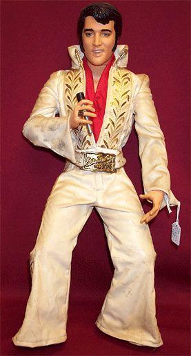 Elvis Presley - Barbie doll