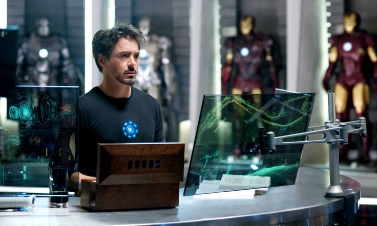 Smart glass breakthrough could make 'Iron Man' transparent screens a reality - and let your phone analyse your DNA