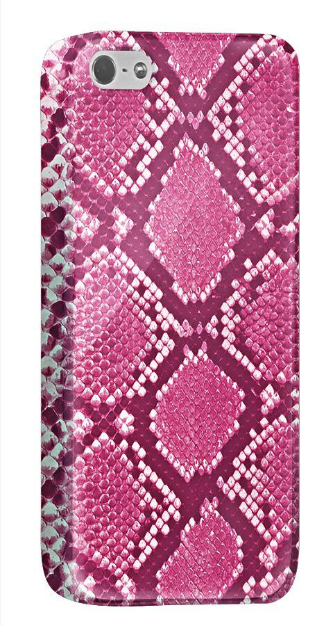意外とキュートなピンクのニシキヘビ柄iPhoneケースです。  http://originalprint.jp/ls/215300/b85332157af7587ff3b2a33c9e89657f35e853e0
