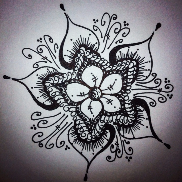 Sharpie drawing-By: Anna Williams | Artsy | Pinterest | Anna