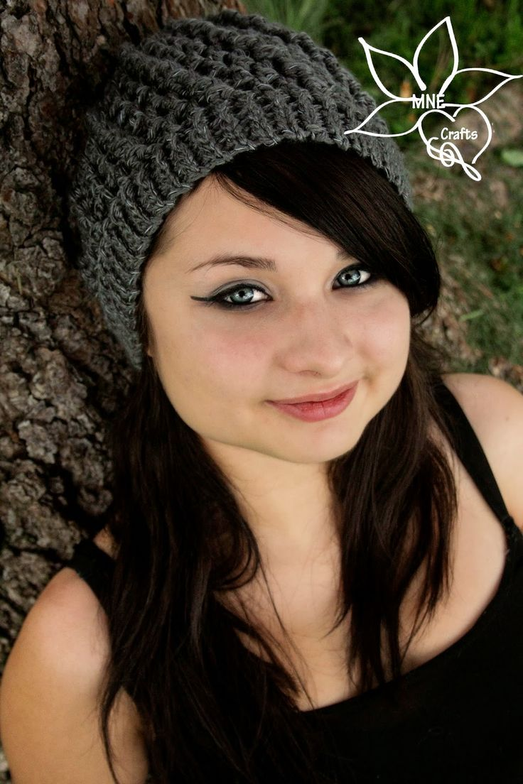 """MNE Crafts: """"Spiraling Out of Control"""" Beanie - looks like a good challenge with a new (to me) stitch"""