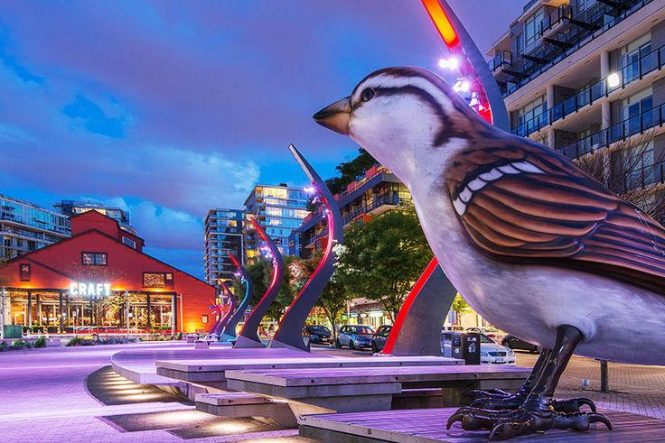Vancouver Olympic Village Neighbourhood - Vancouver Olympic Village Condos for Sale