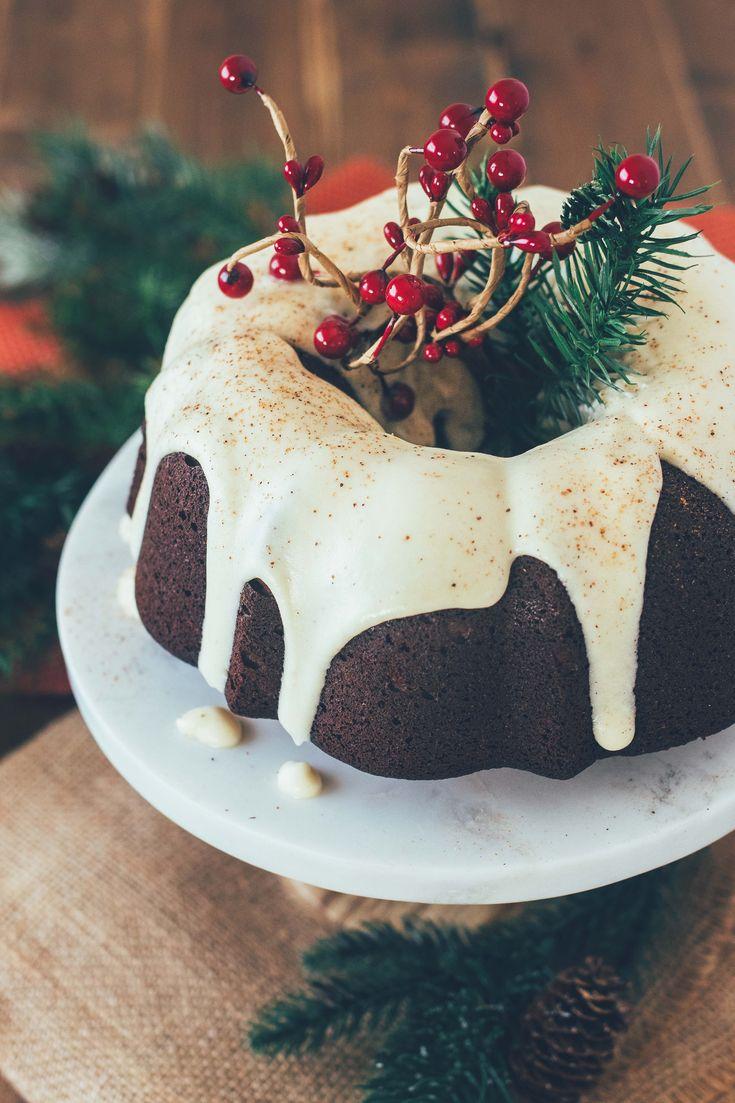 A perfectly moist bundt cake thanks to pastured kefir & mild-flavored leaf lard.