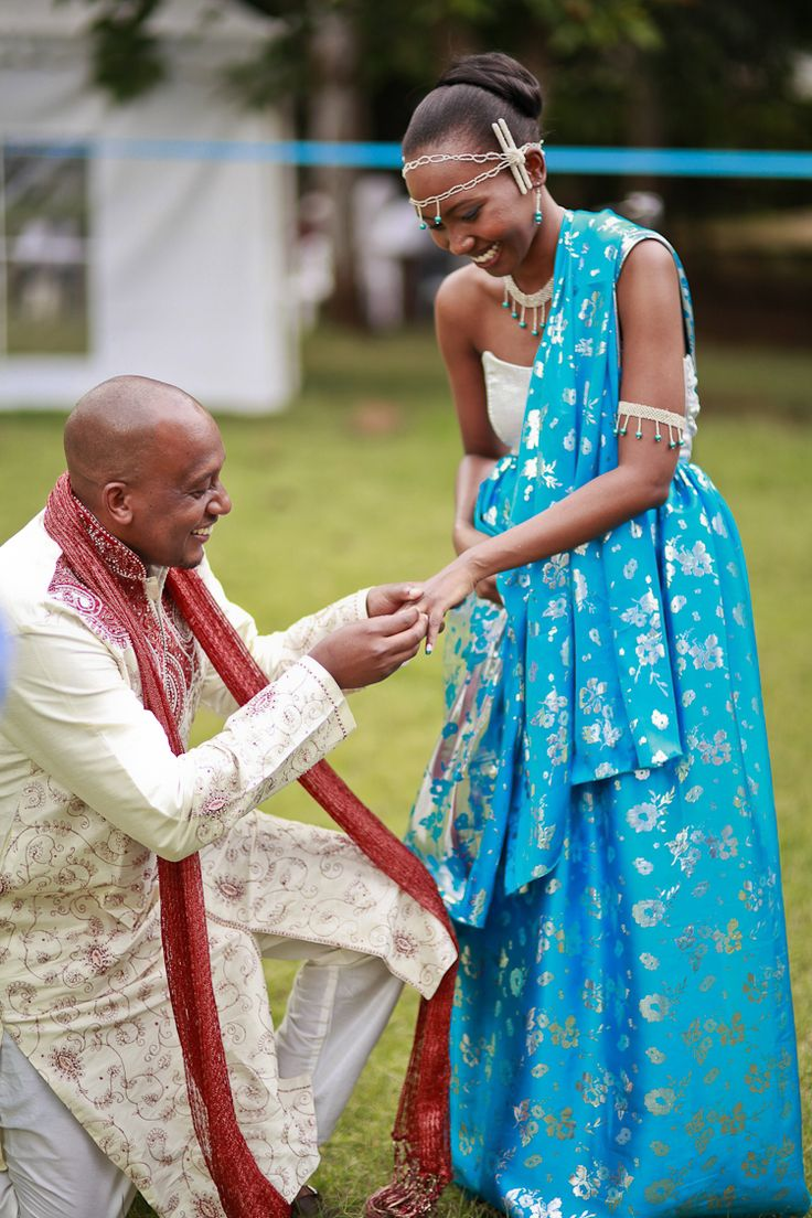 A Rwandese Themed Wedding Pearl Is Half Rwandan And Half Kenyan It Was A Gusaba Ceremony