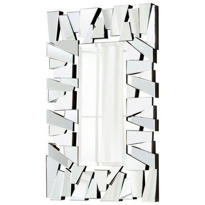 Unique Decorative Transitional Mirrors | Interior HomeScapes