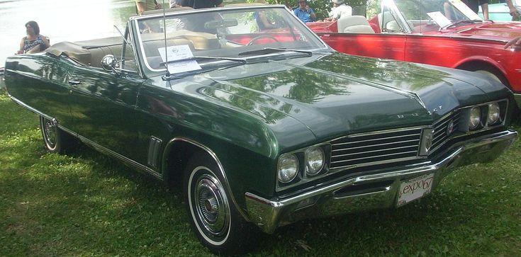 '67 Buick Skylark Convertible