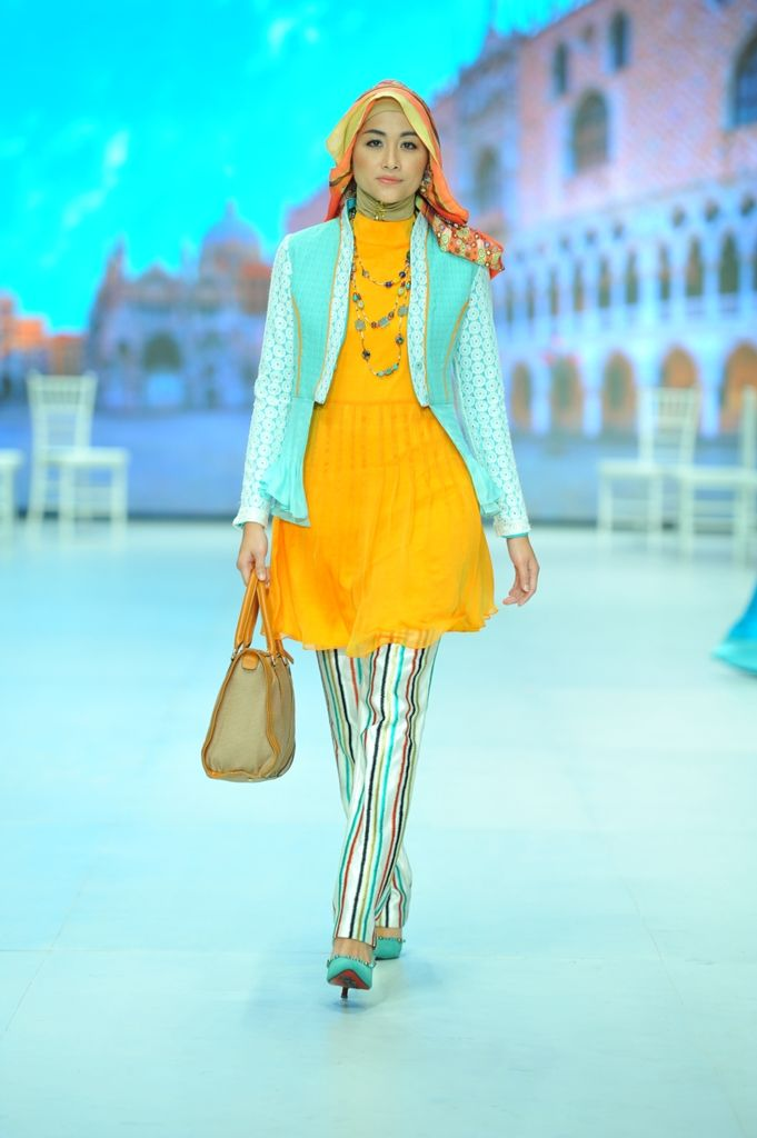 Shafira La Dolce Vita Fashion Show, IFW 2014