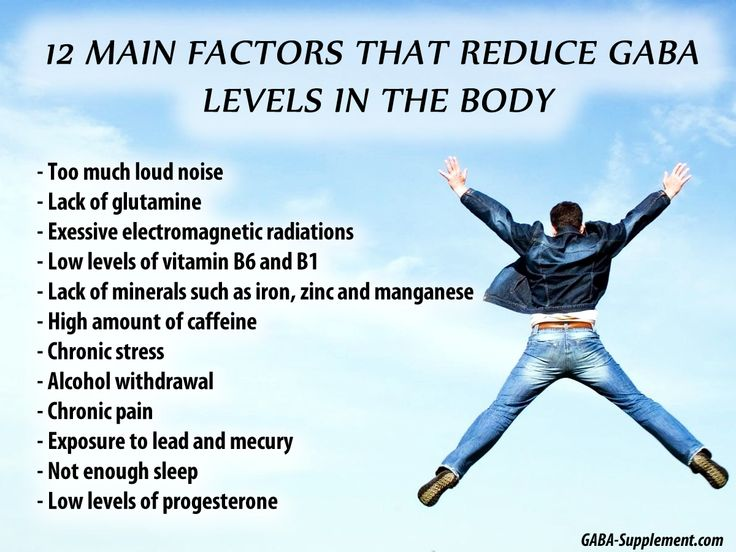 How Good Is GABA Vitamin For Anxiety, Stress, Alcoholism, Tranquilliser, Cannabis And Relaxation?
