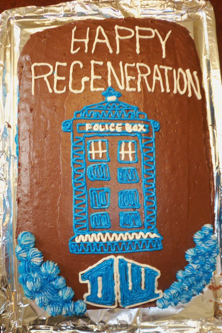 Best 25 Doctor Who Cakes Ideas On Pinterest Doctor Who