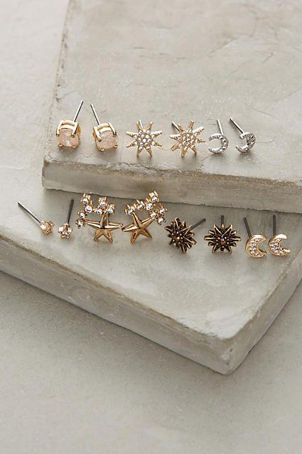 Mara Earring Set - anthropologie.com