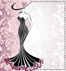Resultado de imagen para siluetas femeninas para diseño