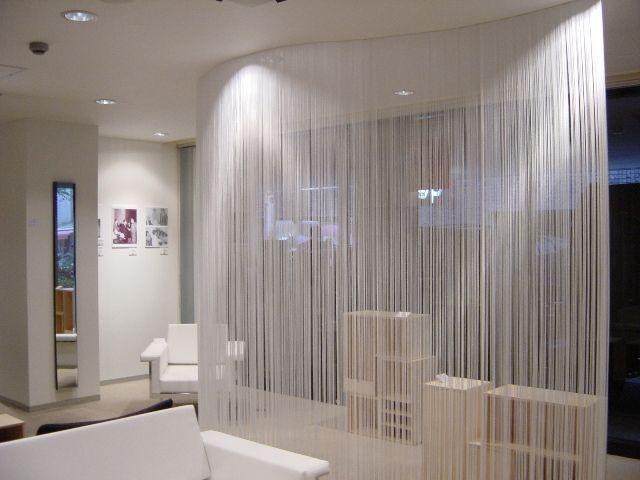 веревочные шторы