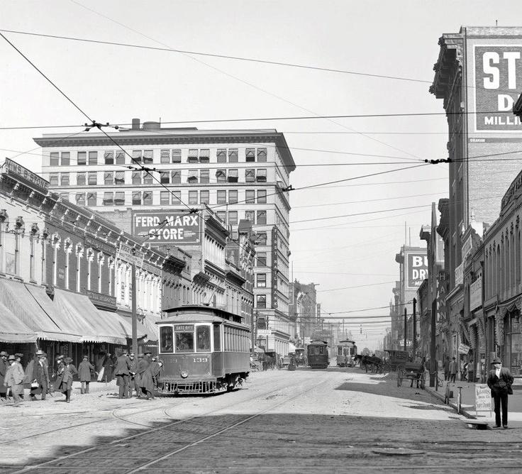 Vintage Birmingham, AL. Our