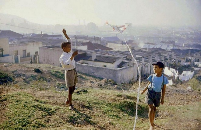 District 6, Cape Town, South Africa, 1960