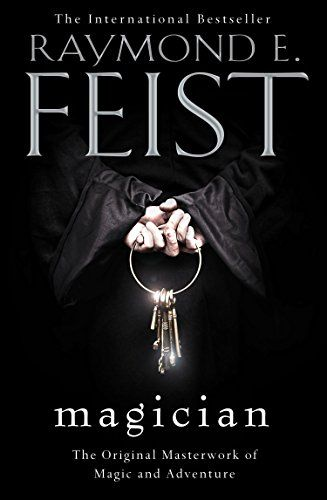 89. Magician (The Riftwar Saga, Book 1) by Raymond E. Feist. Have not read.