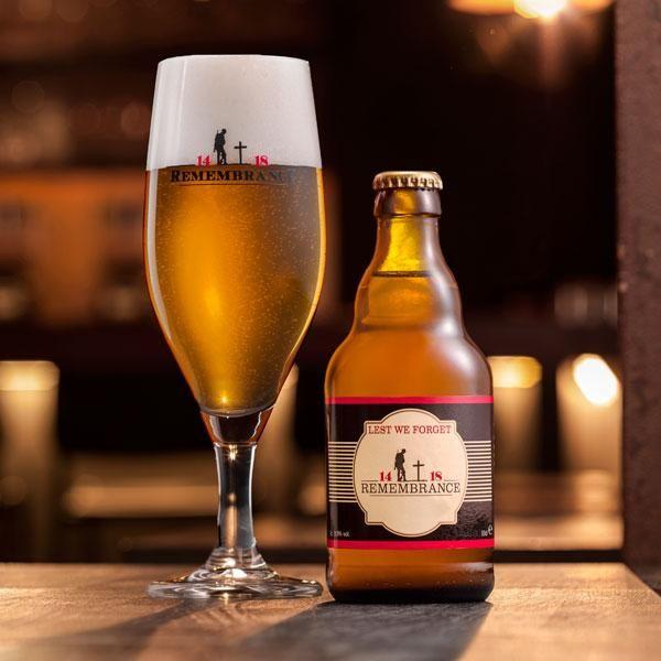 Remembrance bier