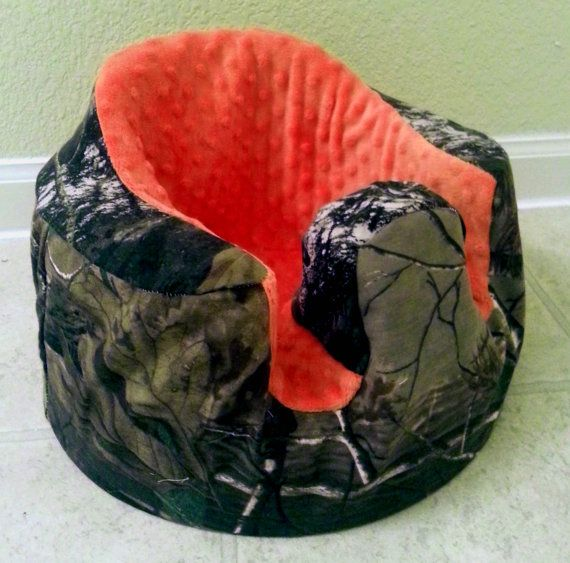 Camouflage Bumbo Cover by cutiepiesandlullabie on Etsy, $25.00