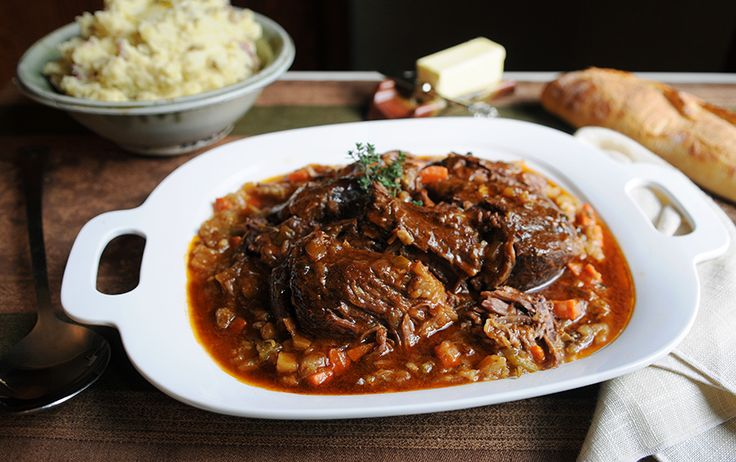 #ChristmasRecipe - Perfect Pot Roast Recipe by Andrew Zimmern   Read at: http://andrewzimmern.com/2013/11/13/perfect-pot-roast/   Curated by Butcherman: Your Online Butcher in Sydney NSW >> www.butcherman.com.au