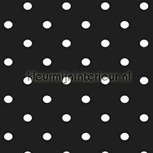 Dots Black plakfolie Gekkofix motieven