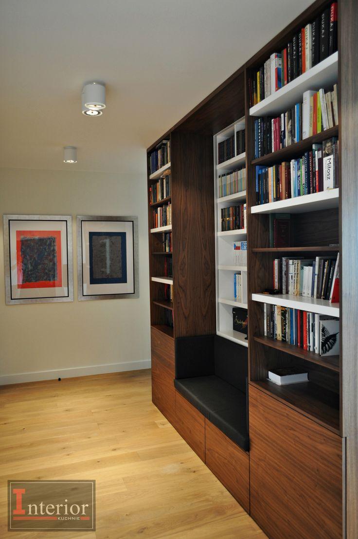 Biblioteka na książki