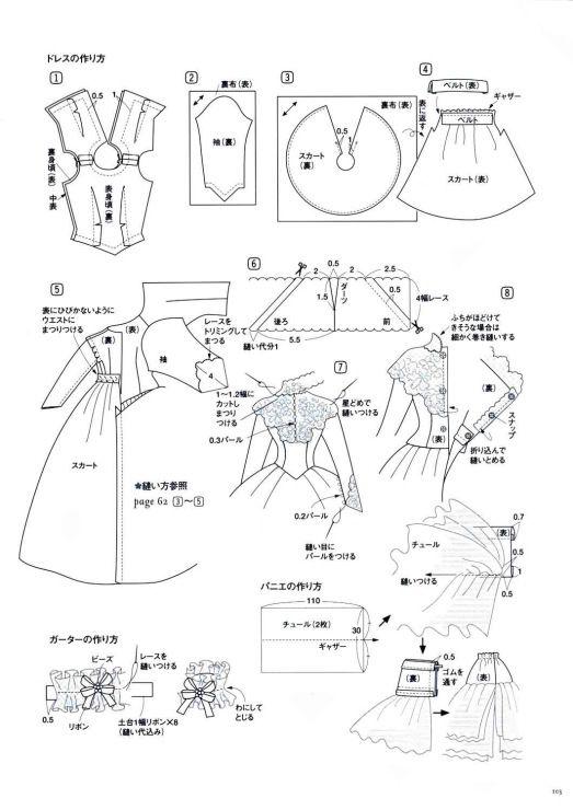 Marguerite Wedding Dress Pattern - Page 3 of 3