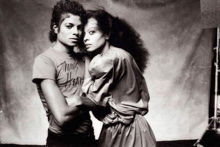 Michael Jackson & Diana Ross   Forrás: boredpanda.com