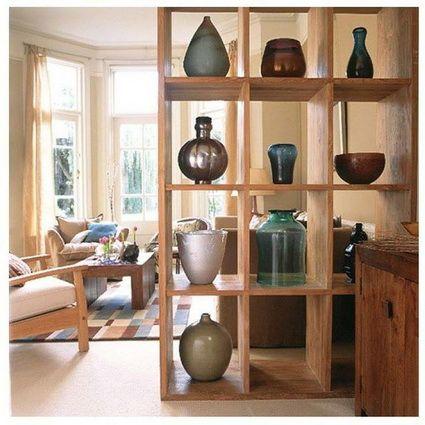 Ideas para dividir espacios en apartamentos tipo estudio | EstiloyDeco