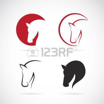 les 25 meilleures idées de la catégorie logo de cheval sur