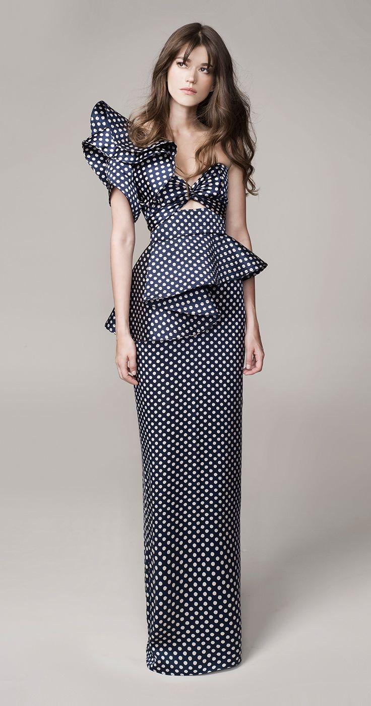 Johanna Ortiz Spring Summer 2016 - Rousseau Dress