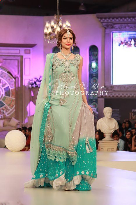Pak Couture!! what a dream combo