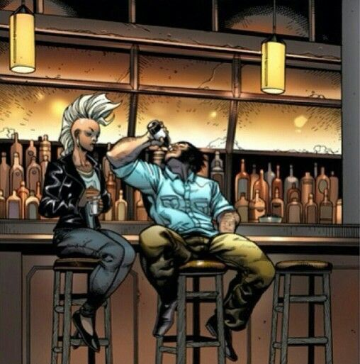 Free Comic Book Day Ultimate Comics: 14 Best Images About Storm & Wolverine On Pinterest