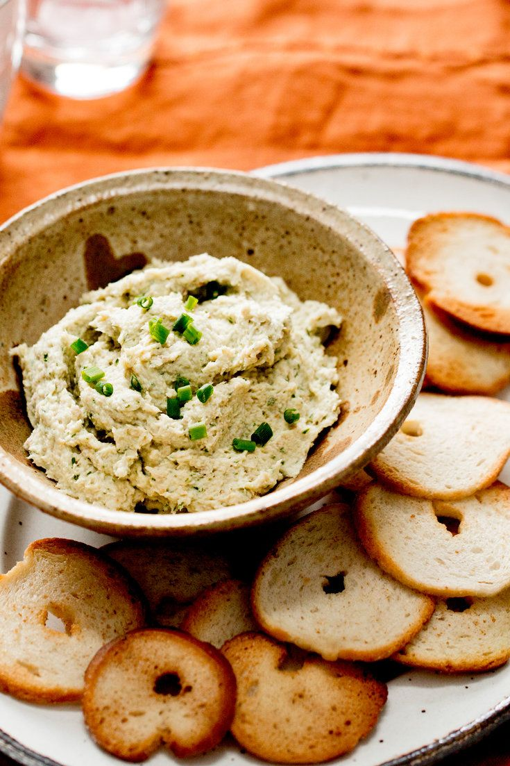 NYT Cooking: The guests are trickling in, and soon the table will be overflowing. But not just yet. What to do? Several days in advance, you may want to whip up your own smoked trout spread to pack in a bowl and offer with bagel chips or squares of pumpernickel. Those impatient stomachs will thank you.