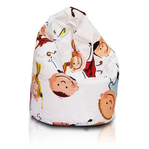 Modern Playroom Bean Bag for kids | KidsPlayHome.com