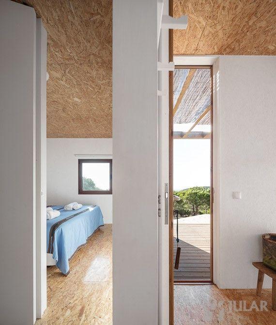 OSB - Oriented Strand Board |  OSB - Pavimento & tetos #interior #floor #osb #jularmadeiras #jular
