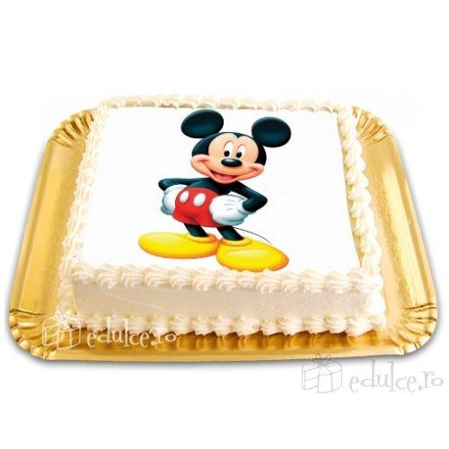 Newparts Info: Tortul cu Mickey Mouse, unul dintre preferatele co...