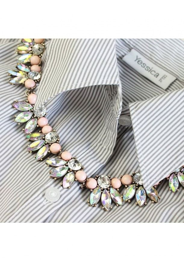 Shine Bright Statement Necklace 22,90 € #happinessbtq