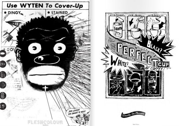ijusi magazine issue #8 – The Black & White Issue