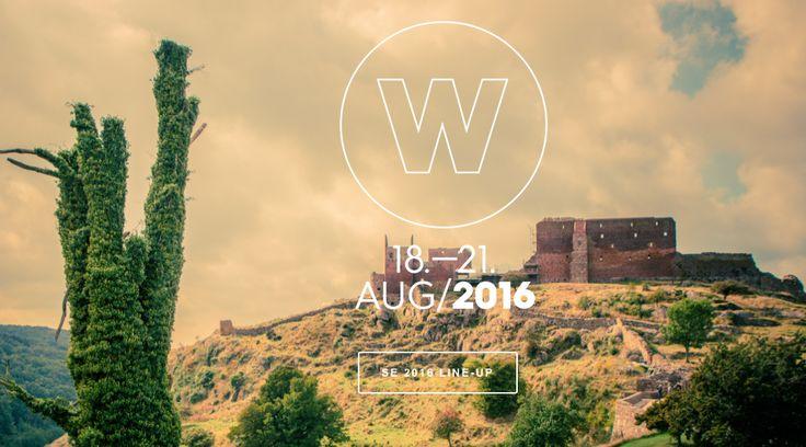 Wonder Festival - 4 day festival 18.-21-aug, 2016 http://wonderfestiwall.dk/#forside-2016